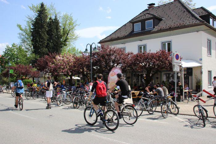 Autofreier Tag 2018 - Café am Platzl in Krumpendorf