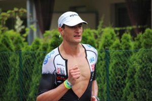 Michael Weiss, Rang 4, Ironman Austria