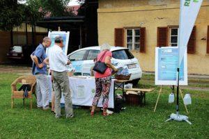 Stand Apenkonvention Kärnten und eCarsharing