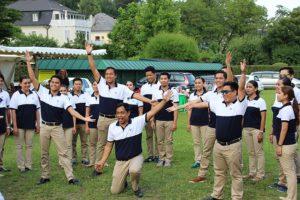 Indonesischer Chor