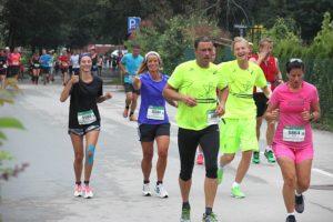Spaß beim Viertelmarathon in Krumpendorf