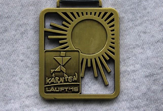 Medaille Kärnten läuft