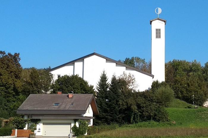 Christkönigkirche in Krumpendorf