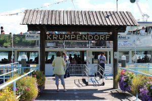 Schiffsanlegestelle Krumpendorf