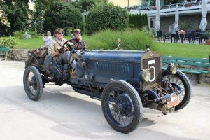 Brasier voiture de course 1908