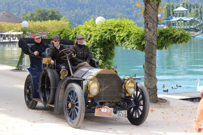 Mecedes Simplex Kettenwagen 1904