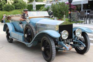 Rolls-Royce Silver Ghost Alpin Eagle 1913