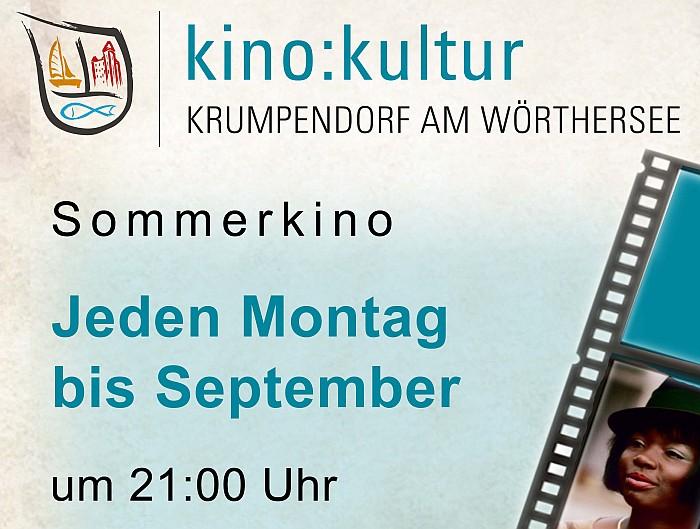 Plakat Sommerkino