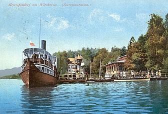 Seerestauration Krumpendorf 1912