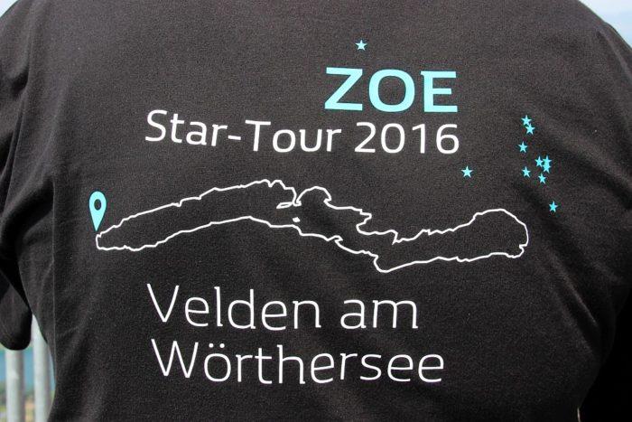 T-Shirt ZOE Treffen 2016